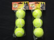 100 packs of 3 Tennis Balls